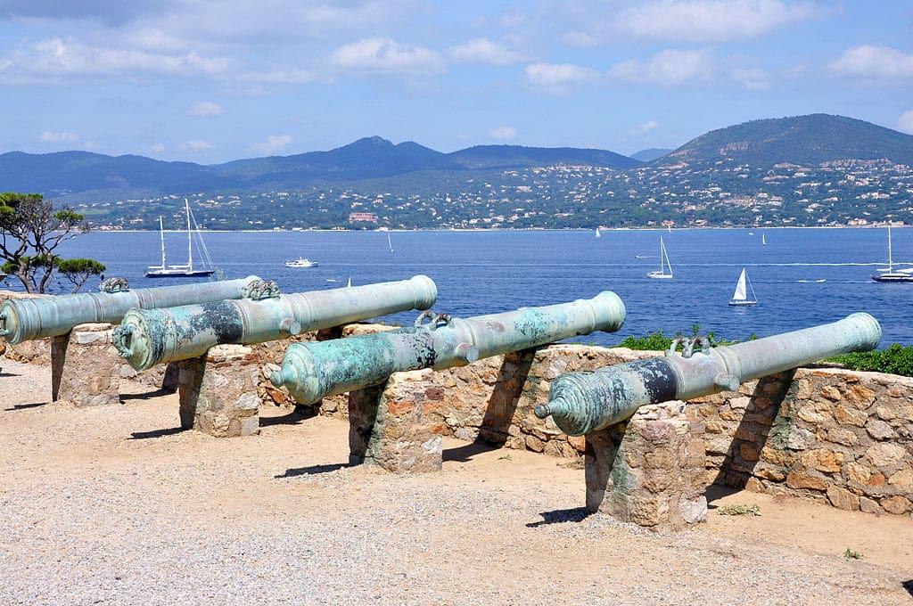 Citadelle in Saint Tropez