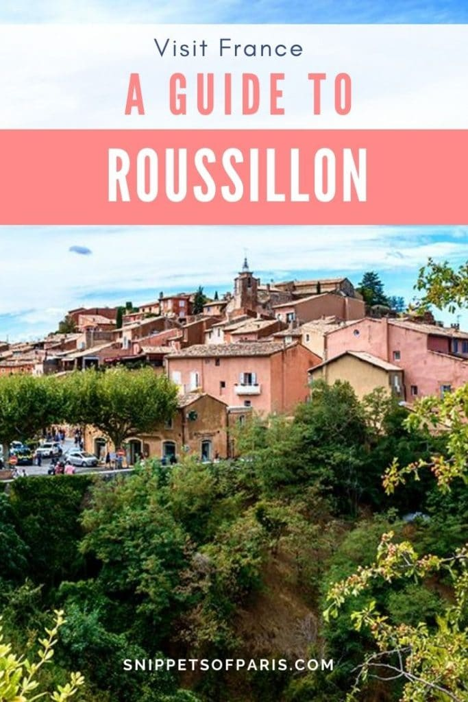 Visiting Roussillon in Provence (and the Ochre Trail!) 4