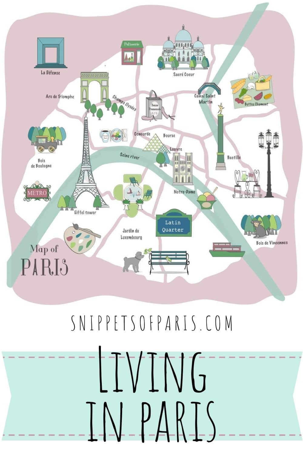 Reality of Living in Paris: 47 Pros and Cons