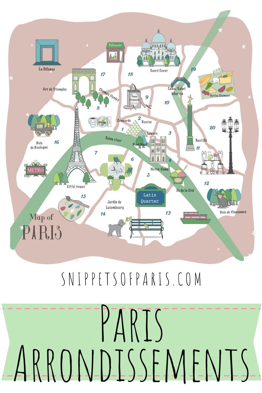 20 Paris Arrondissements: Where to stay when visiting Paris