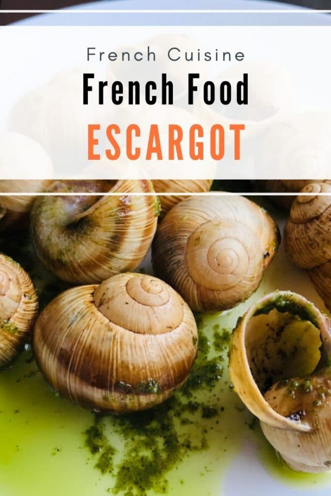 french escargot pin for pinterest