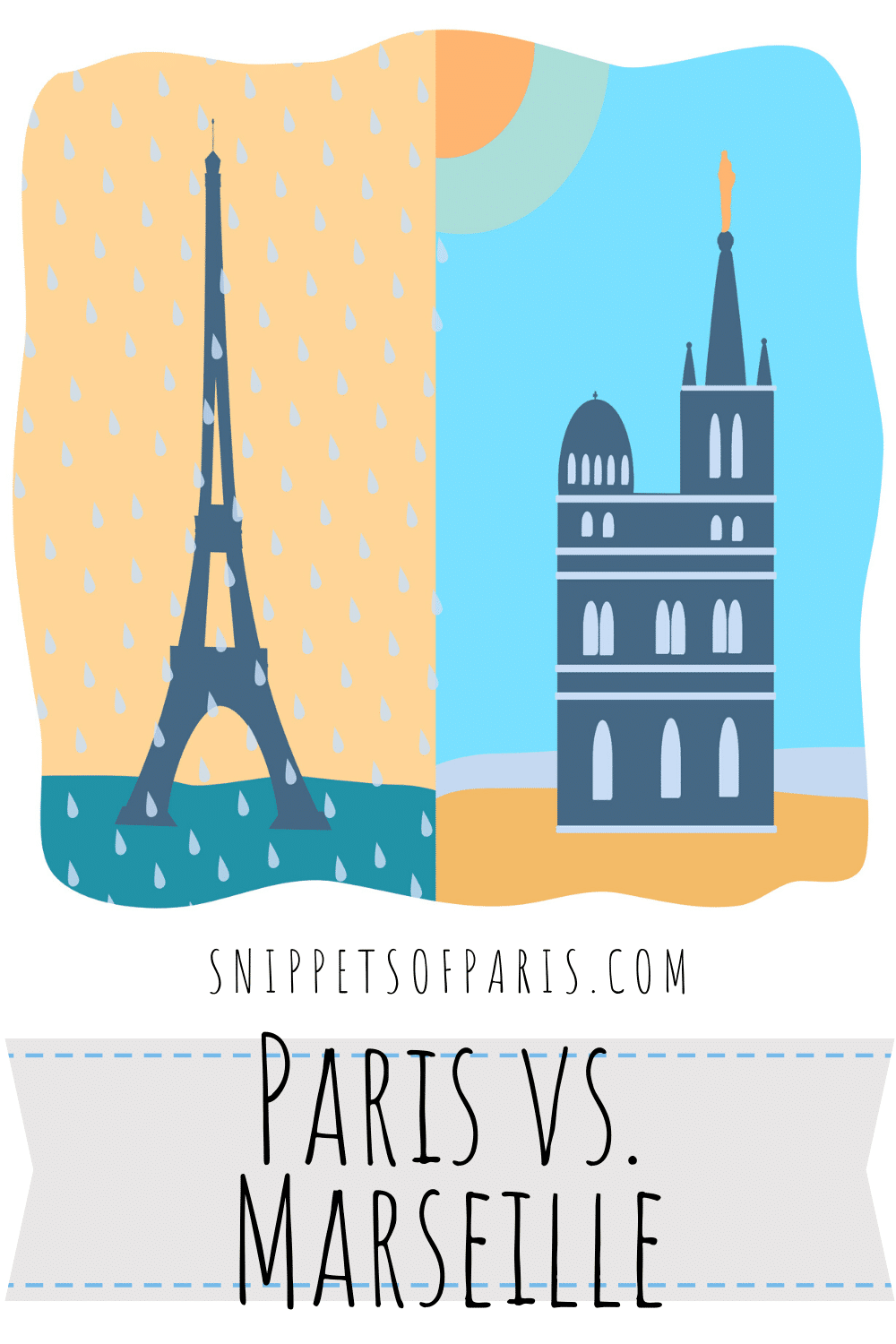 Paris vs Marseille: A History of Rivalry on and off the football field