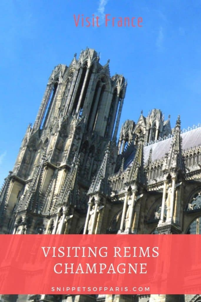 Visiting Reims: The Royal Capital of Champagne (France) 3