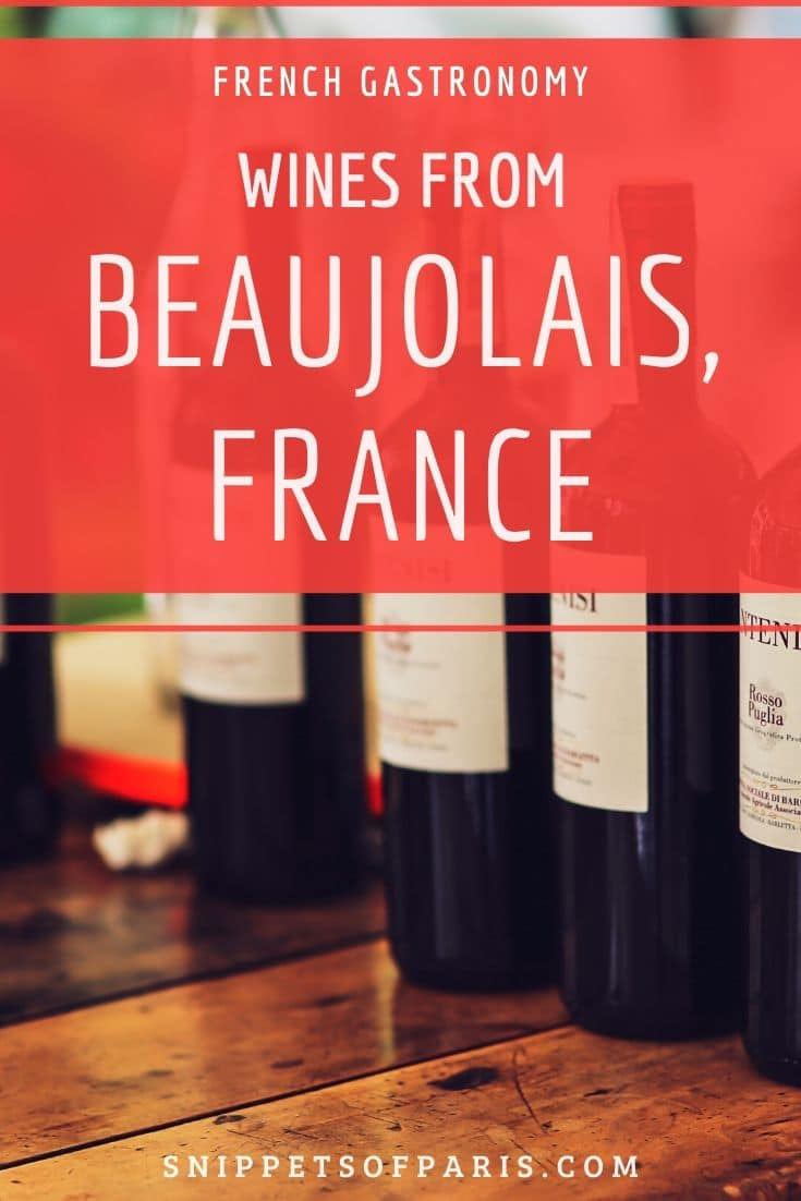 Beaujolais Wines: The Nouveau Wine of November