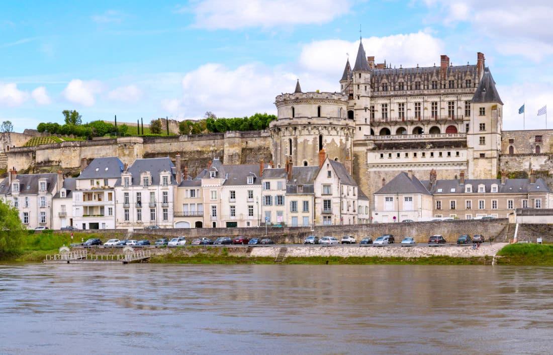 Amboise in the Loire: Royal Châteaux and Leonardo da Vinci!