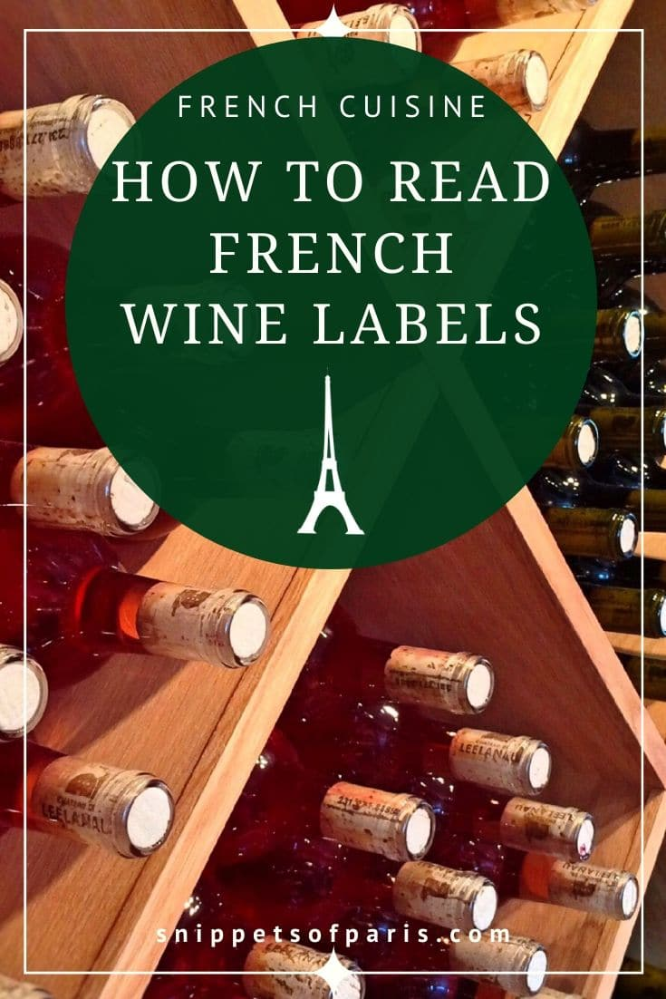 How to read French Wine Labels (Key Terms & Translations)