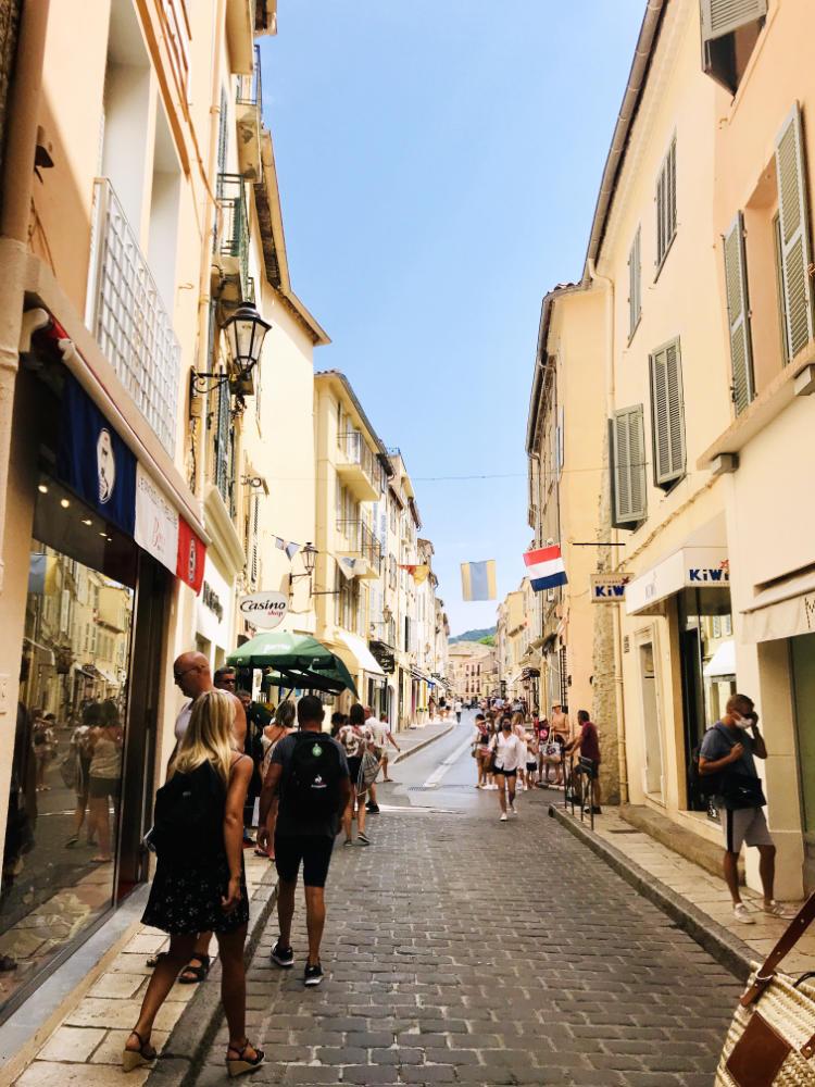 Old Town, Saint Tropez