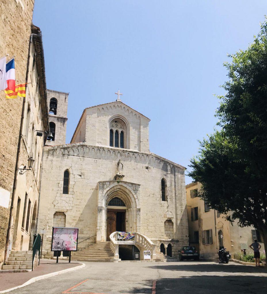 Notre-Dame du Puy Grasse Cathedral
