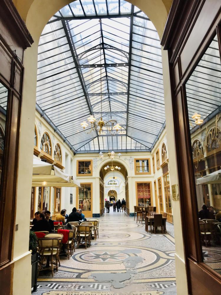 Galerie Vivienne in Paris