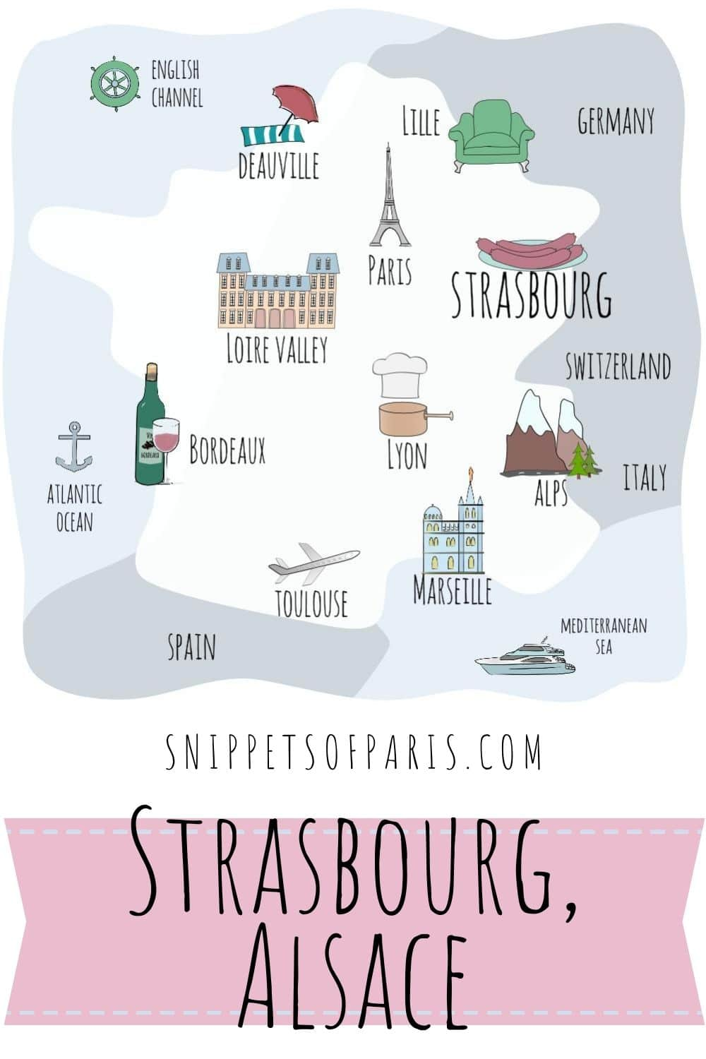 10 Things to do in Strasbourg France: History, Culture, and Food