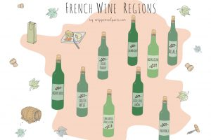 11 French Wine Regions: the Easy Guide to (fancy) Wine