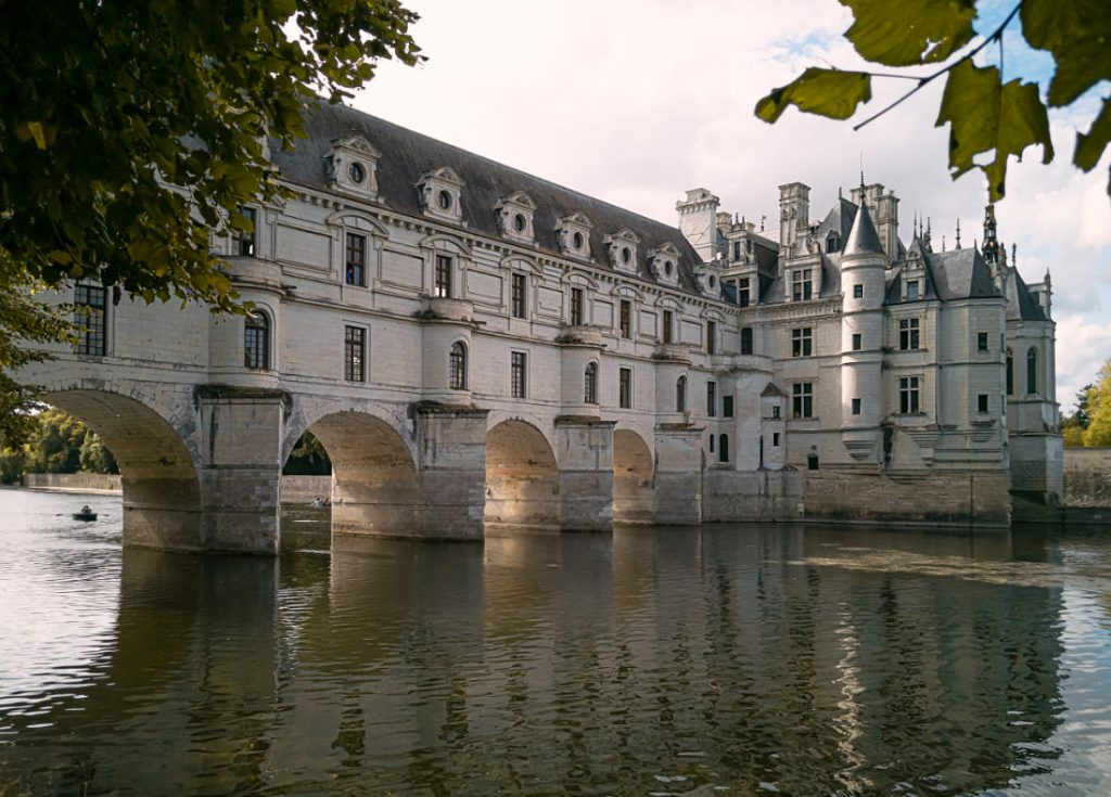 Chateau de Chenonceau near Center Parcs