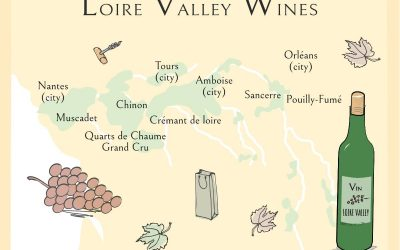 Loire Valley Wines: From Crémants to White wines