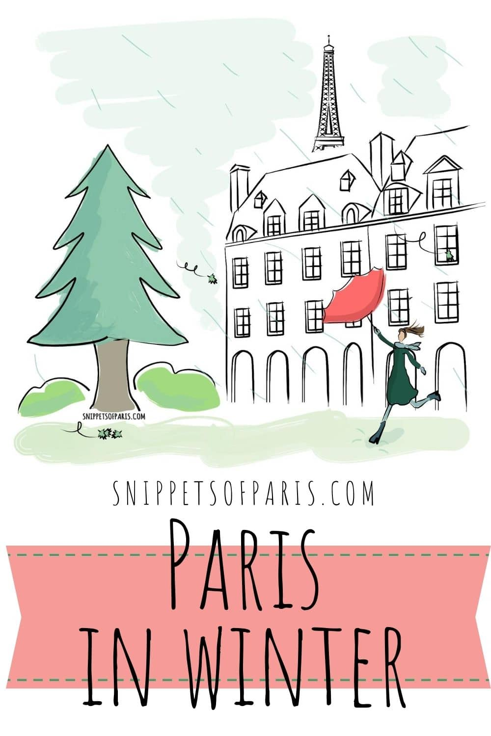 Why you should visit Paris in Winter: 17 Things to do
