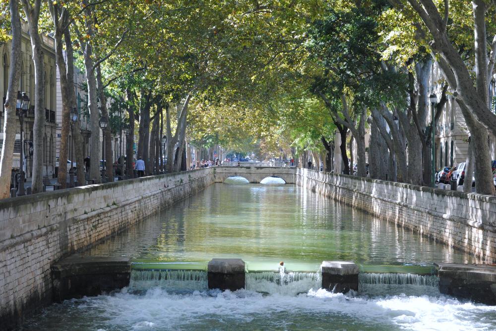 Canal du quai de la Fontaine