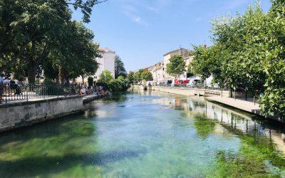 Isle-sur-la-Sorgue: A Charming little Gem in Provence