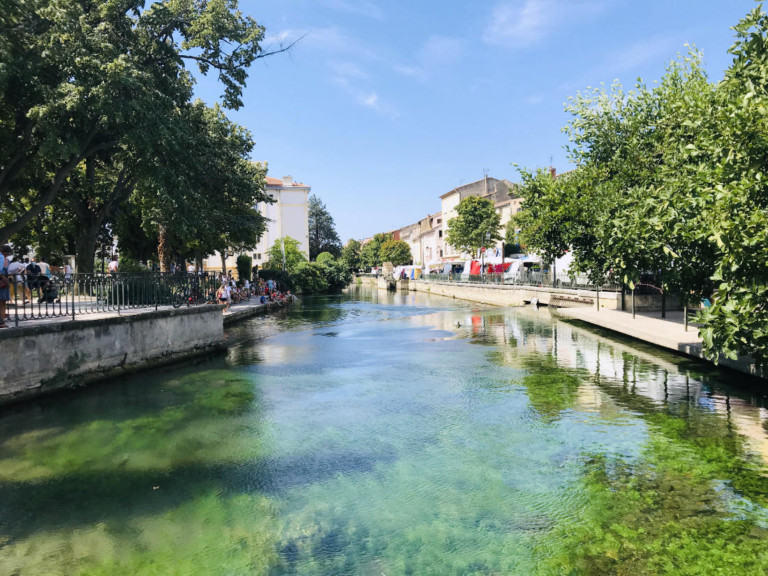 Read more about the article Isle-sur-la-Sorgue: A Charming little Gem in Provence