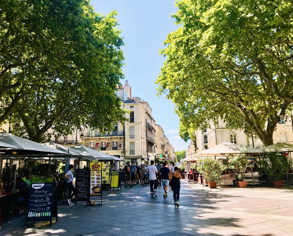 Place de l'Horloge, Avignon