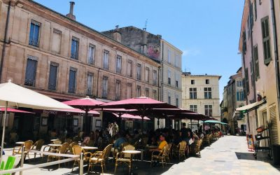 Visiting Nîmes: A Roman city in the South of France
