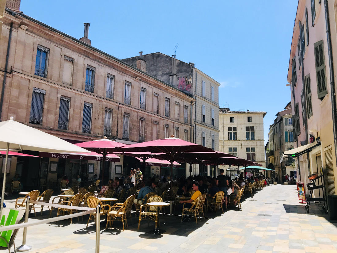 You are currently viewing Visiting Nîmes: A Roman city in the South of France