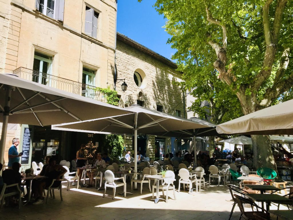 Restaurants in Uzès