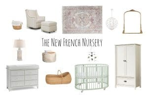 French nursery collection