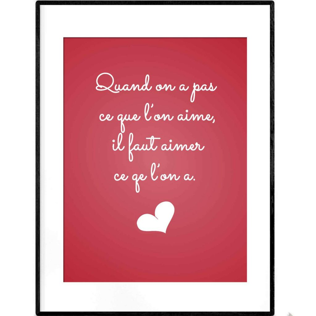 128 Romantic French Phrases: Say I Love you in French 3
