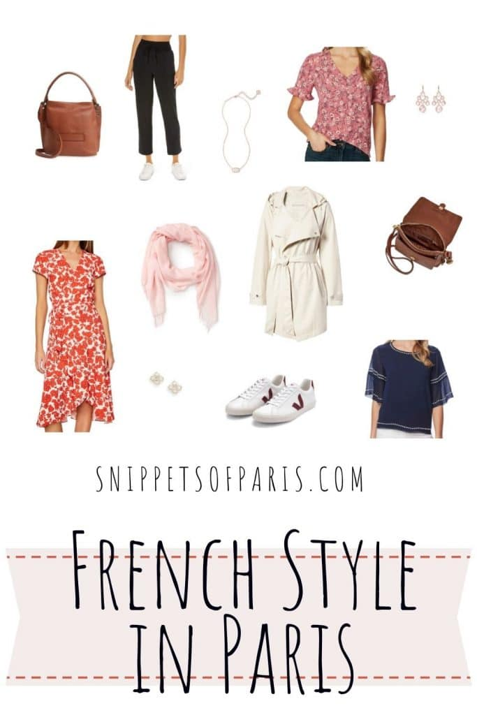 French style pin for pinterest