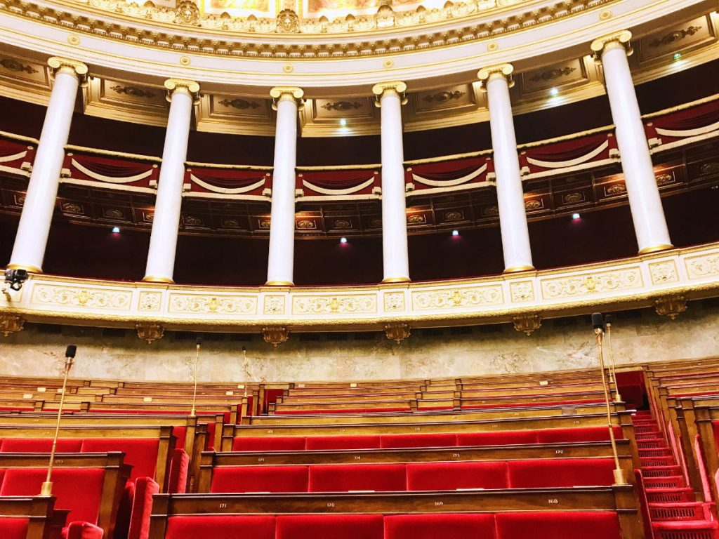assemblee nationale hemicycle