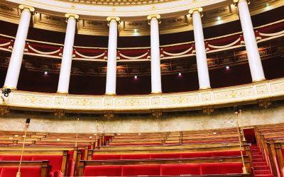 France's Assemblée Nationale: Democracy at Palais Bourbon