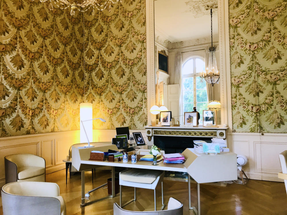 Office of the First Lady Brigitte Macron