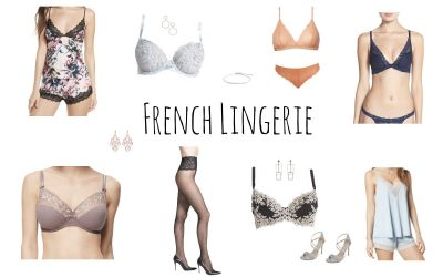 French Lingerie: The Rules to feeling fabulous