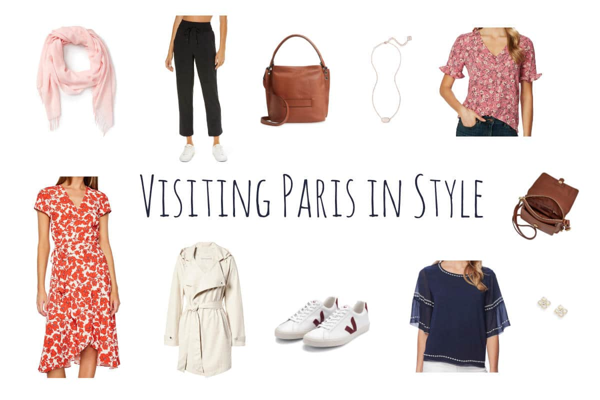 The French Woman: Style tips for visiting Paris