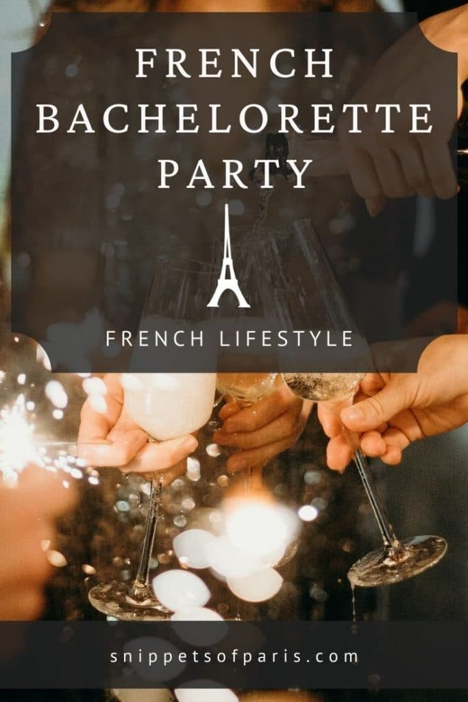 french bachelor weekend - pin for pinterest