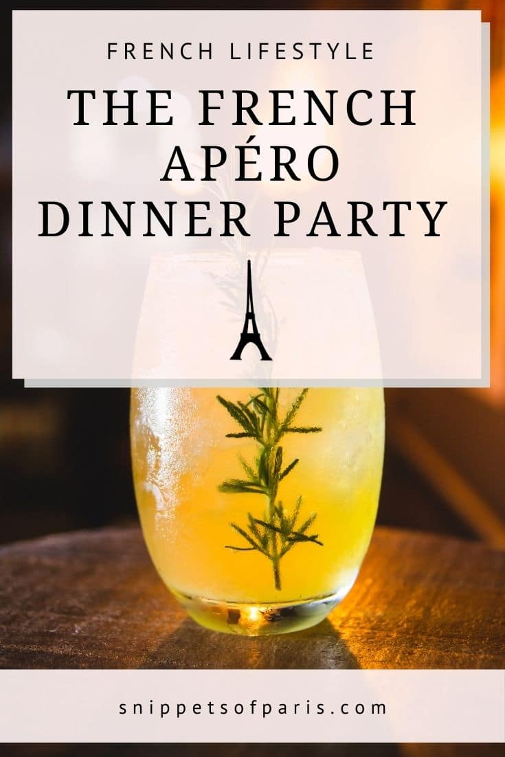French Apéro: The Rules for a (hip) Get-together