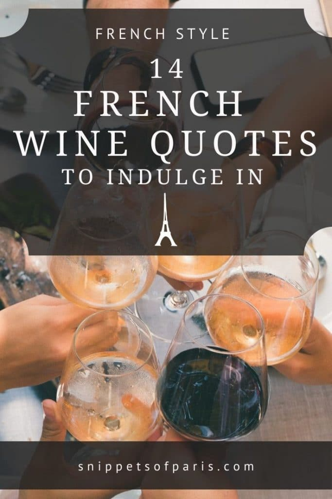 french wine quotes : pin for pinterest