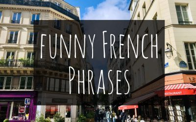 30 Funny French Phrases: Idioms about Life, Animals and more