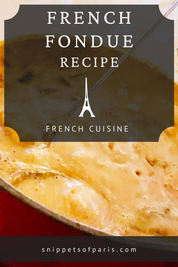 Classic Cheese Fondue: Recipe & Tips from French Chefs
