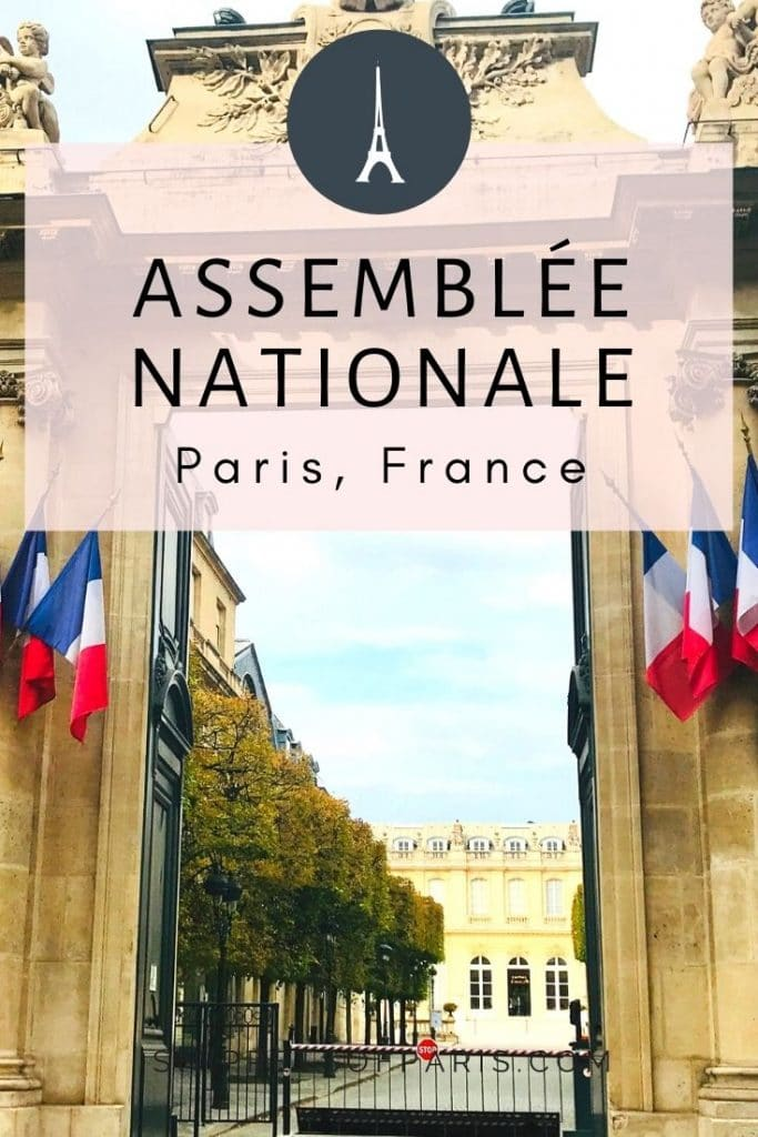 Assemblée Nationale - pin to pinterest