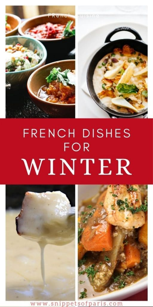 French winter dishes - pin to pinterest