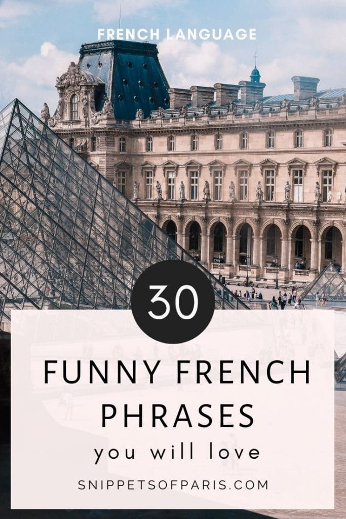 Funny french phrases - pin to pinterest