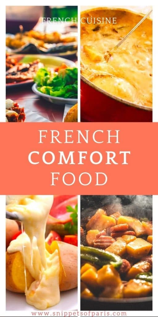 French comfort food - pin for pinterest
