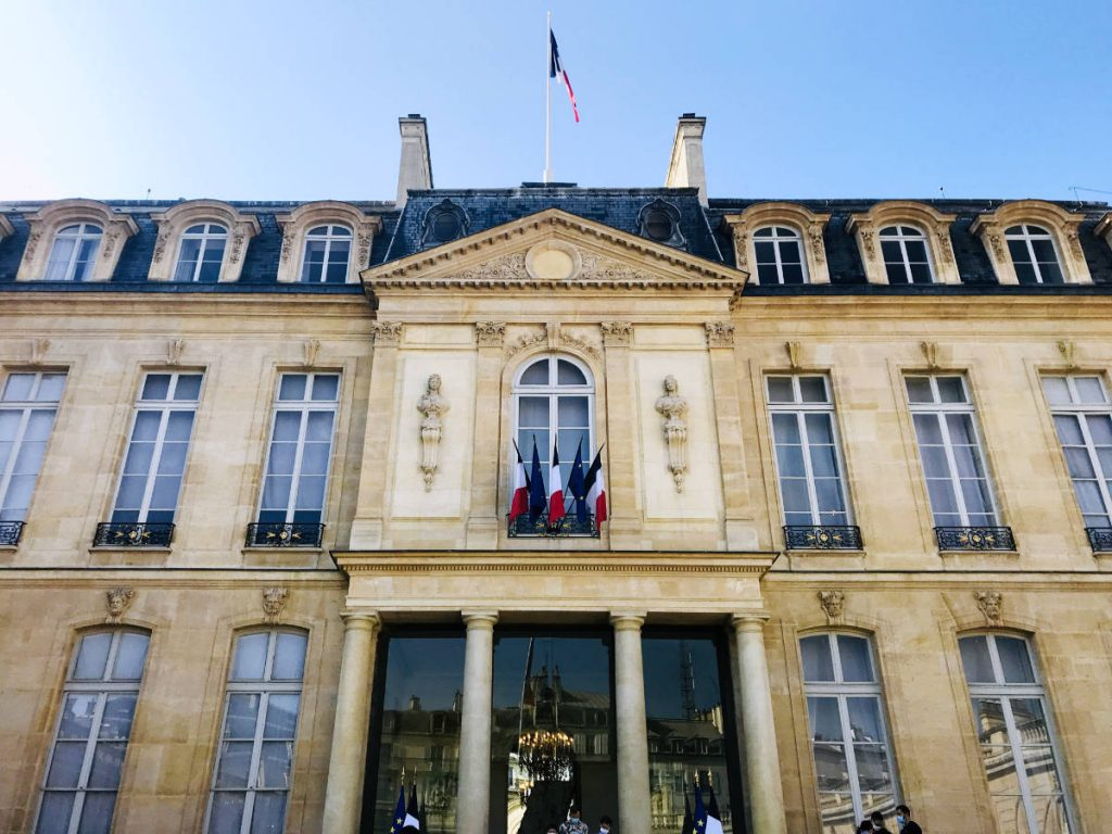 Palais de l'Elysée - French Presidential Palace