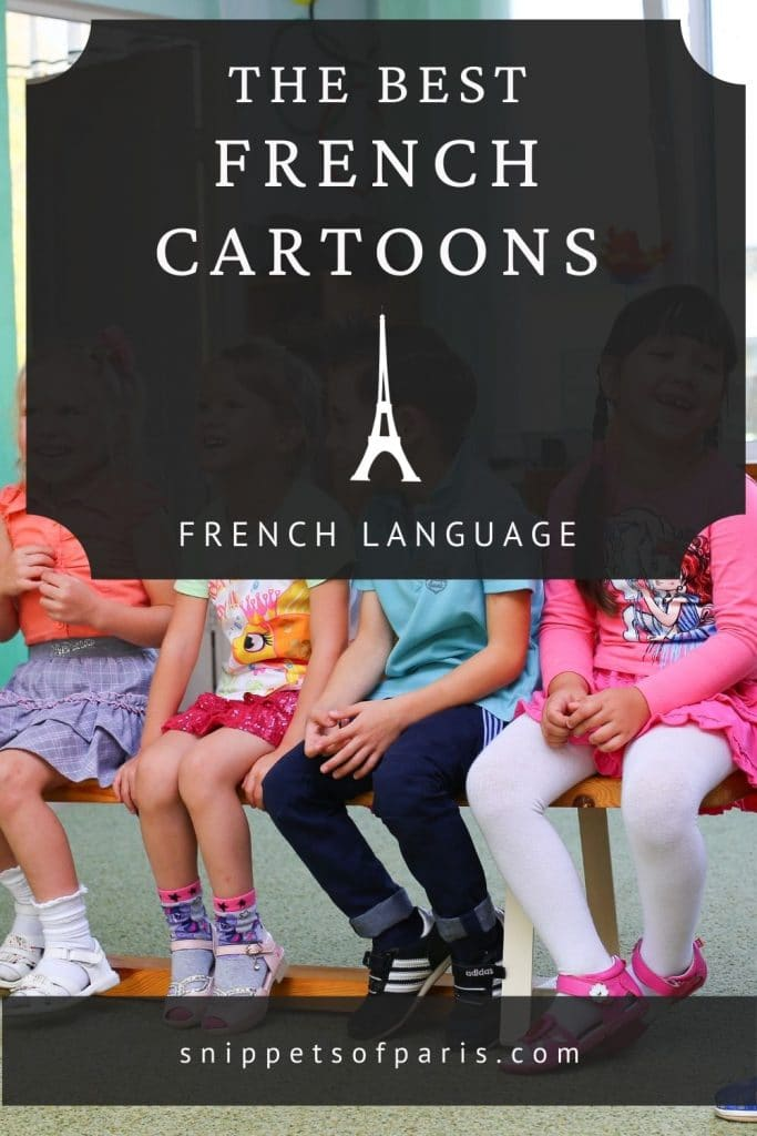 French cartoons - pin for pinterest