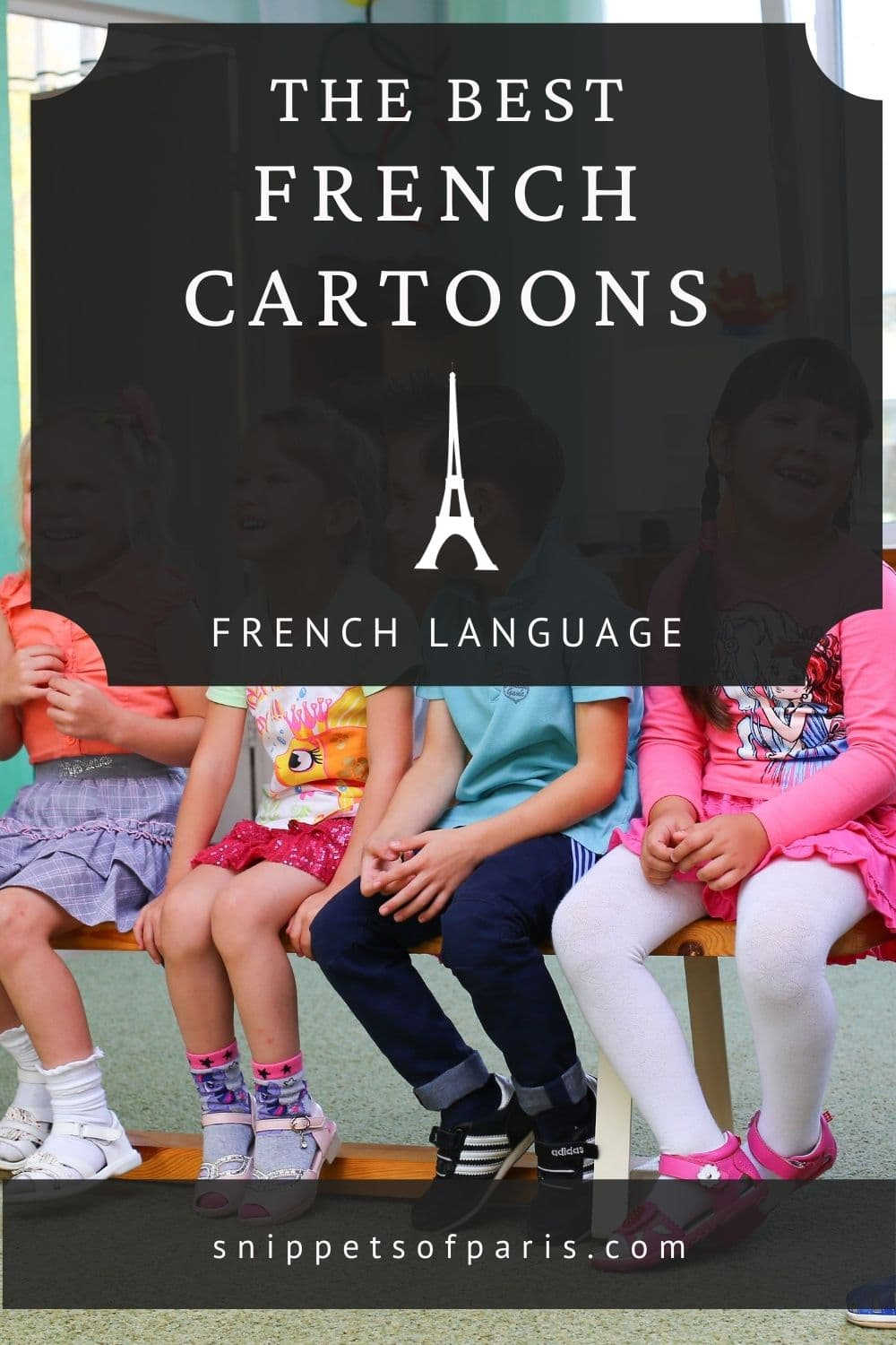 11 French cartoons to learn French (and entertain)