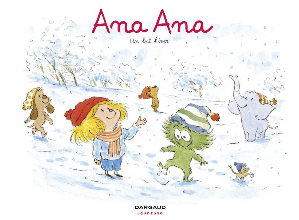 Ana Ana comic book