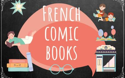 French Comics:  12 Classics to become fluent in French