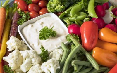 French Crudités: 8 tips for a Party Veggie Platter