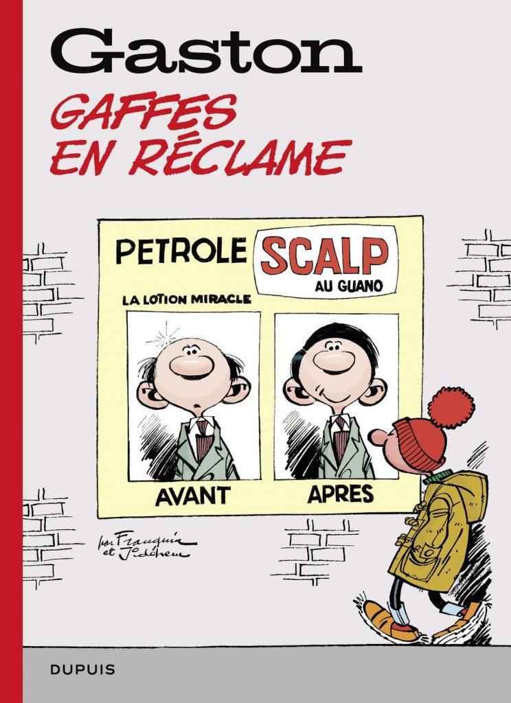 Gaston LaGaffe comic book