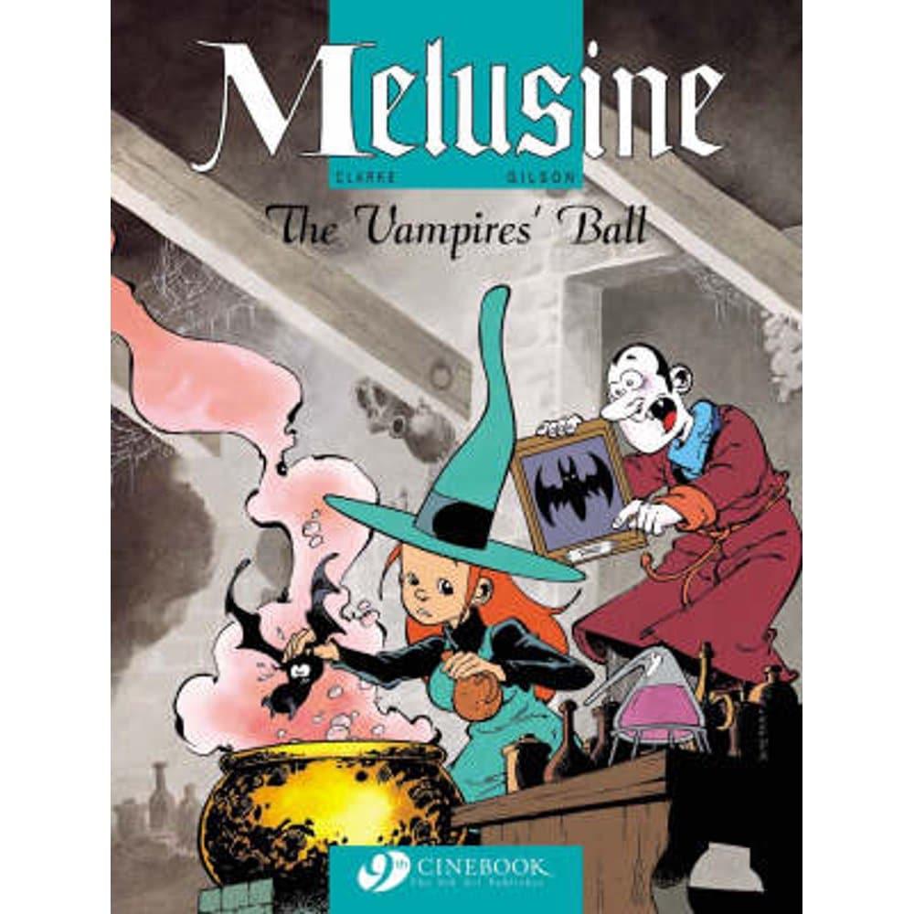 Melusine Comic books